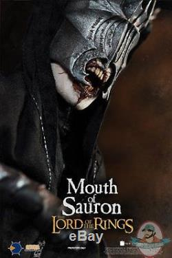 16 Scale The Lord of the Rings Series The Mouth of Sauron Asmus Toys