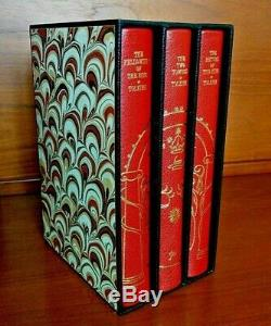 1955 LORD OF THE RINGS J. R. R Tolkien Leather Bound First Edition 1/2 The Hobbit