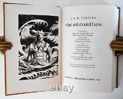 1977-97 J. R. R. Tolkien LORD OF THE RINGS THE HOBBIT SILMARILLION Folio Society