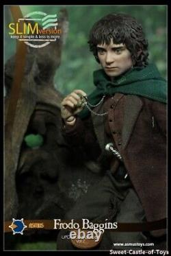 1/6 Asmus Toys Action Figure The Lord of the Rings Frodo Baggins LOTR014S Toys