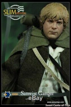 1/6 Asmus Toys Action Figure The Lord of the Rings Samwise Gamgee LOTR015S Toys