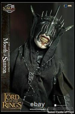 1/6 Asmus Toys Action Figure The Lord of the Rings The Mouth of Sauron LOTR009S