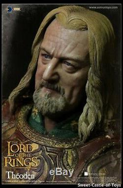 1/6 Asmus Toys Action Figure The Lord of the Rings Theoden LOTR022 Toys