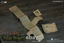 1/6 Hobbit Bilbo Baggins Figure USA Lord of the Rings Toys Hot Asmus Frodo