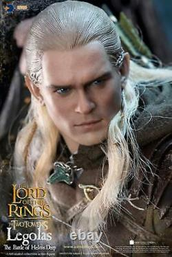 1/6 Scale Asmus Toys LOTR029 The Lord Of The Rings Series Legolas At Helms Deep
