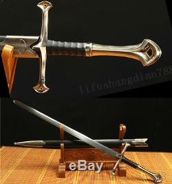 41 Lord of the Rings Anduril The Sword of Aragorn Stainless steel