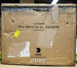 ASMUS Mouth of Sauron 1/6 Scale Action Figure with Steed Lord of the Rings
