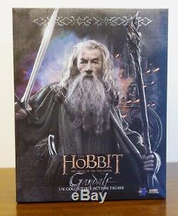 ASMUS Toys Deluxe Hobbit Gandalf the Grey 1/6 Lord of the Rings NIB