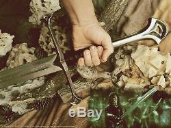 Anduril Sword of Aragorn, Lord of the Rings, LOTR, Weta, United Cutlery, UC1380