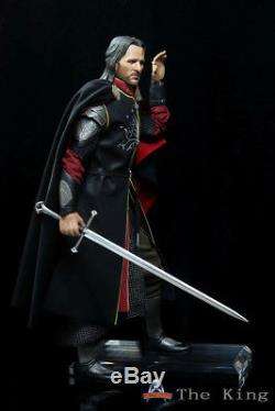 Art figures 1/6 AF007 Aragorn Action Figure The Lord of the Rings Model Knight