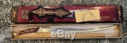 Arwen, Hadhafang UC1298, Movie Prop, LOTR, Lord of the Rings Excellent Condition
