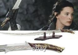 Arwen's lo hobbit lord of the rings arwen cosplay Hadhafang lotr