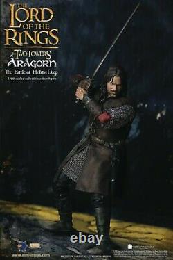 Asmus Toy The Lord of The Rings Aragorn at Helm's Deep 16 Scale Figure PRESALE