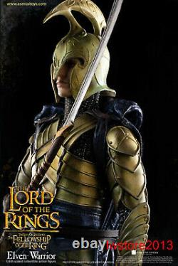 Asmus Toys 16 LOTR027W Lord of The Rings ELVEN Warrior Action Figure Presale