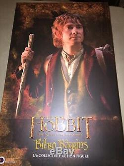 Asmus Toys 1/6 HOBT07 Hobbit Bilbo Baggins The Lord of the Rings Collectible