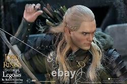 Asmus Toys 1/6 LOTR029 Legolas At Helms Deep Lord of The Rings 12''Action Figure