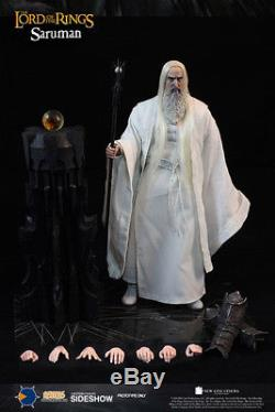 Asmus Toys 1/6 Scale SARUMAN Lord of The Rings LOTR 1ST VERSION FACTORY SEALED