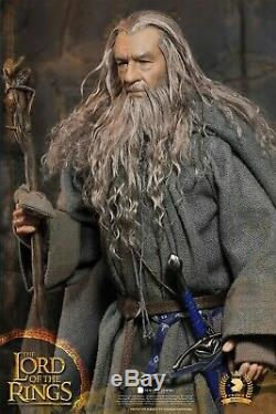 Asmus Toys 1/6 Scale The Lord of the Rings Gandalf 2.0 Action Figure CRW001