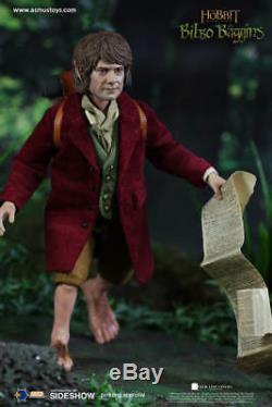 Asmus Toys Bilbo Baggins Hobbit LOTR Lord Of The Rings Series 1/6 Scale Figure