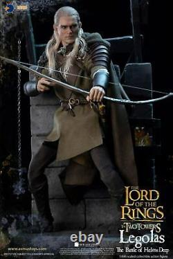 Asmus Toys LOTR029 The Lord of the Rings LEGOLAS AT HELMS DEEP 1/6 Action Figure