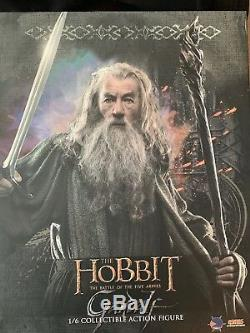 Asmus Toys Lord of the Rings Gandalf the Gray1/6 Scale Figure HOT TOYS QUALITY