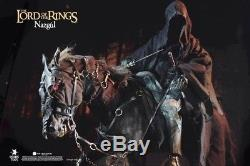 Asmus Toys Lord of the Rings LOTR Nazgul & Nazgul Steed Combination Set 2008