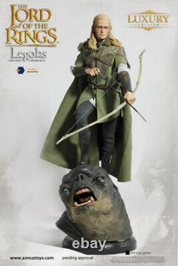 Asmus Toys Lotr010 1/6 Lord Of The Rings Elf Prince Legolas Action Figures Toys