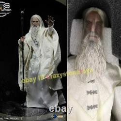 Asmus Toys SARUMAN The Lord of the Rings THE WHITE 1/6 Action Figure Model