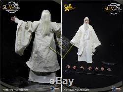 Asmus Toys SARUMAN The Lord of the Rings THE WHITE 1/6 SCALE COLLECTIBLE FIGURE