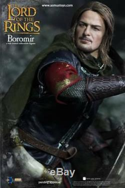 Asmus Toys The Lord of the Rings Series Boromir Rooted Hair Version 1/6 Figure