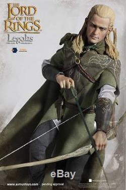 Asmus Toys The Lord of the Rings Series Sindar Elf Legolas 1/6 Figure