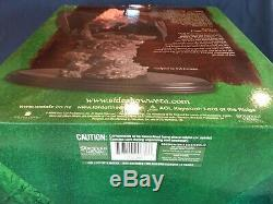 Balrog Flame of Udun Statue Sideshow Weta Lord of the Rings NEW in Box