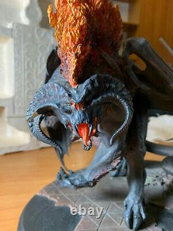 Balrog Lord Of The Rings (2002) Sideshow Weta LOTR NEW! Limited #759/1000