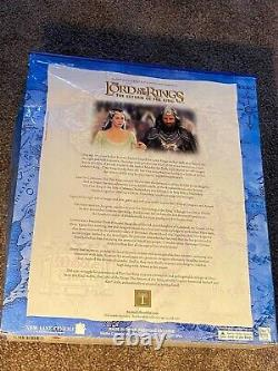 Barbie Ken Doll LORD OF THE RINGS The Return of the King 2003 NEW BOX AS IS NRFB