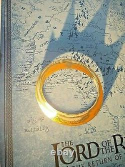 Bottleneck DOALY Lord of the Rings RETURN OF THE KING FOIL #35 of 175 IN HAND
