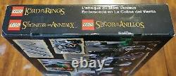 Brand New SEALED 2012 Retired Lego Lord of the Rings Attack on Weathertop 9472