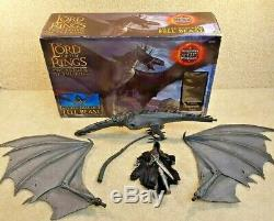 Complete 2003 Toybiz Lord of the Rings Return of the King Fell Beast with Box