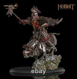 Dain Ironfoot on War Boar The Hobbit Weta 1/6 Statue Lord of the Rings