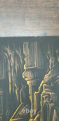 Dan Mumford Lord Of The Rings Print Set LoTR BNG Gabz Eng