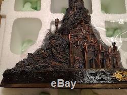Danbury Mint BARAD DUR Sauron Lord of the Rings LotR Hobbit RARE Not Sideshow
