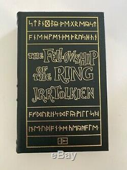 Easton Press Lord Of The Rings 5 Volume Set