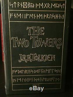 Easton Press Tolkien Lord of the Rings 5 Volume Set
