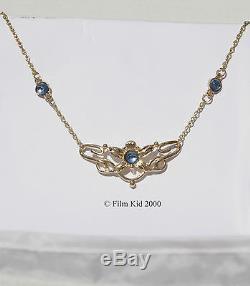 Eowyn Rohan Gold Flower Pendant Necklace Lord Of The Rings Rohan Lotr Hobbit