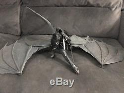 FELL BEAST Lord Of The Rings / Ringwraith toy biz MISB deluxe posable OPENED