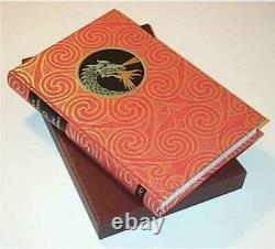 FOLIO SOCIETY COMPLETE TOLKIEN COLLECTION Hobbit LORD OF THE RINGS Silmarillion