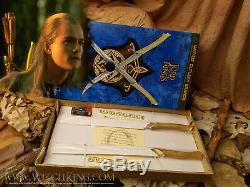 Fighting Knives of Legolas, United Cutlery UC1372, Lord of the Rings, The Hobbit