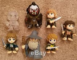 Funko Lord Of The Rings Mystery Minis Lot Of 7 With Lurtz