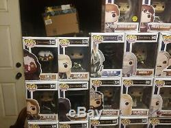 Funko Pop Lord of the Rings Lot withExclusives As Is See Photos