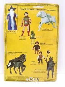 GOLLUM Vintage 1979 Knickerbocker Lord of the Rings Rare LOTR Factory Sealed MOC