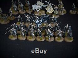 GW Lord of the Rings Battle for Middle Earth- Minas Tirith army- commission